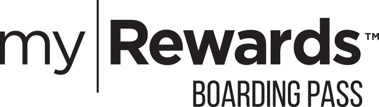 my|Rewards Boarding Pass